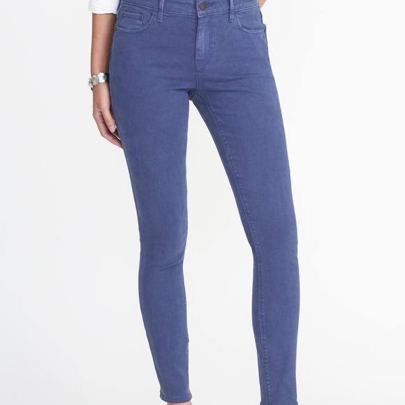 f9d2e46c5d8 Old Navy Jeans | Midrise Rockstar Super Skinny For Women | Poshmark